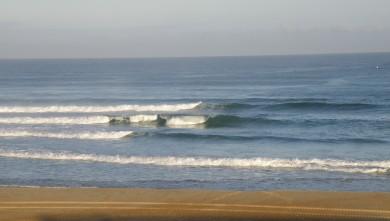 Surf report FR, Vieux Boucau (40) du 2010-08-08 08:00:00