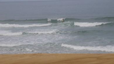 Surf report FR, Vieux Boucau (40) du 2010-08-09 07:55:00