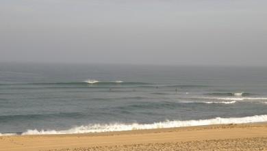 Surf report FR, Vieux Boucau (40) du 2010-08-10 08:00:00
