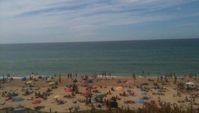 Surf report FR, Mimizan - Plage Garluche (40) du 2010-08-10 15:55:00