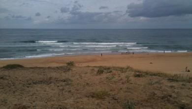 Surf report FR, Vieux Boucau (40) du 2010-08-12 09:50:00