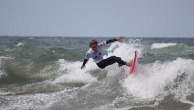 Surf report FR, Lacanau Océan - La Nord (33) du 2010-08-12 15:30:00