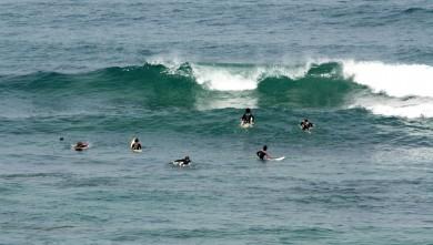 Surf report MA, Imsouane - Cathédrale (MA) du 2010-08-15 12:05:00