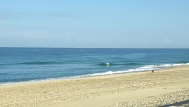 Surf report FR, Vieux Boucau (40) du 2010-08-16 09:20:00