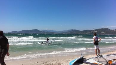 wave report FR, La Madrague (83) du 2010-08-16 15:13:00