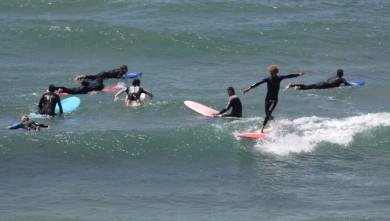 Surf report MA, Imsouane - Cathédrale (MA) du 2010-08-17 14:50:00