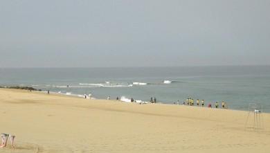 Surf report FR, Vieux Boucau (40) du 2010-08-19 10:00:00