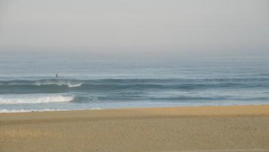 Surf report FR, Vieux Boucau (40) du 2010-08-20 08:00:00