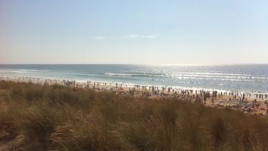 Surf report FR, Biscarrosse Plage (40) du 2010-08-21 17:30:00