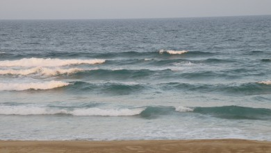 Surf report FR, Vieux Boucau (40) du 2010-08-22 08:00:00