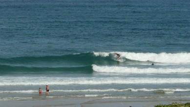 Surf report FR, Mimizan - Plage Garluche (40) du 2010-08-22 10:00:00