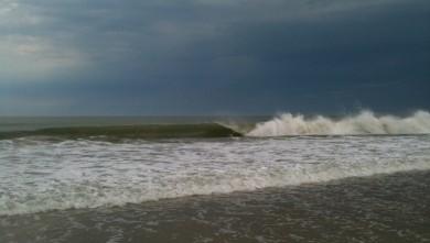 wave report FR, Montalivet (33) du 2010-08-22 11:41:00