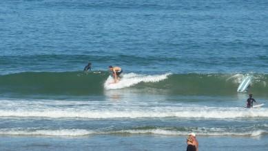 Surf report FR, Biarritz - Grande Plage (64) du 2010-08-25 10:15:00