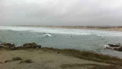 Surf report FR, La Torche (29) du 2010-08-26 16:20:00