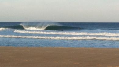 Surf report FR, Cap-Ferret - Plage de L'Horizon (33) du 2010-08-26 17:15:00