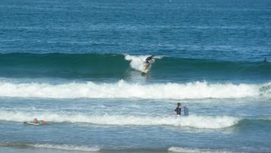 Surf report FR, Biarritz - Grande Plage (64) du 2010-08-27 10:05:00