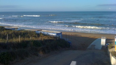 surf report FR, La Mine (85)