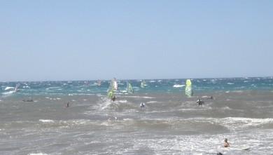 Surf report FR, Le Prado (13) du 2010-08-28 12:30:00