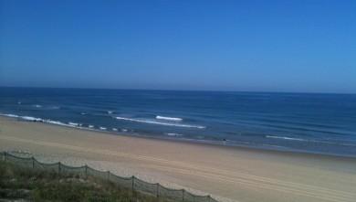 Surf report FR, Mimizan - Plage Garluche (40) du 2010-08-29 10:00:00