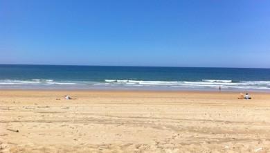 Surf report FR, Capbreton - Les Digues (40) du 2010-08-29 14:05:00