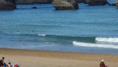 Surf report FR, Biarritz - Grande Plage (64) du 2010-08-30 11:00:00