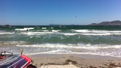 wave report FR, La Madrague (83) du 2010-08-30 12:00:00