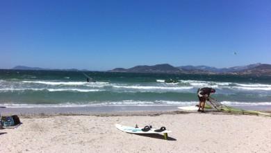 wave report FR, La Madrague (83) du 2010-08-30 13:12:00