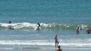 Surf report FR, Biarritz - Grande Plage (64) du 2010-08-30 15:00:00