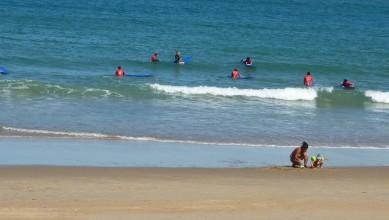Surf report FR, Biarritz - Grande Plage (64) du 2010-08-31 11:45:00