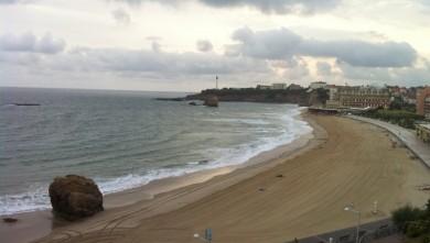 Surf report FR, Biarritz - Grande Plage (64) du 2010-09-02 08:10:00