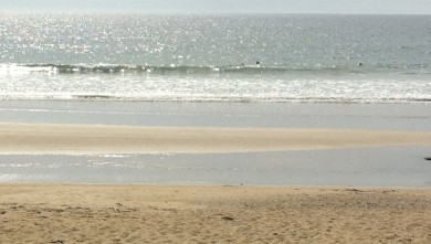 Surf report FR, Guidel-Plage (56) du 2010-09-02 16:00:00