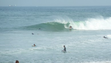 Surf report FR, Biarritz - Grande Plage (64) du 2010-09-04 10:25:00