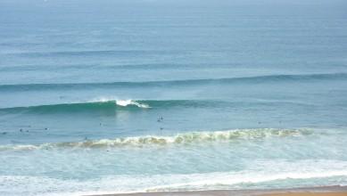 Surf report FR, Anglet VVF (64) du 2010-09-04 09:55:00