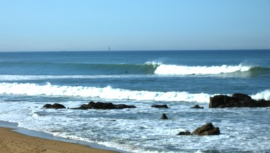 Surf report FR, Sauveterre (85)