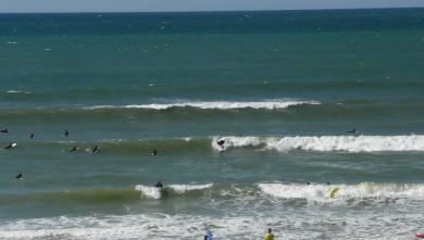 Surf report FR, Carcans Océan (33) du 2010-09-18 15:30:00