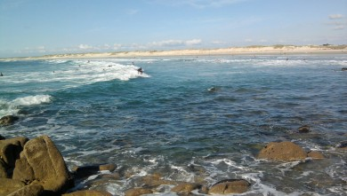 wave report FR, La Torche (29) du 2010-09-18 17:00:00