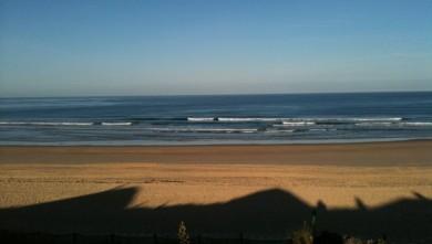 Surf report FR, Mimizan - Plage Garluche (40) du 2010-09-19 09:00:00
