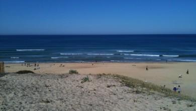 Surf report FR, Vieux Boucau (40) du 2010-09-20 11:35:00