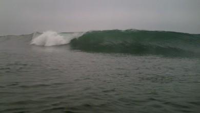 Surf report FR, Soulac sur Mer (33) du 2010-09-22 09:00:00