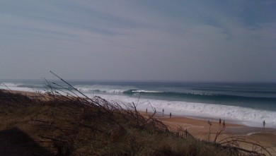 wave report FR, Labenne Casanova (40)