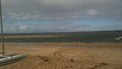 Surf report FR, Arcachon - Les Arbousiers (33) du 2010-09-24 12:10:00