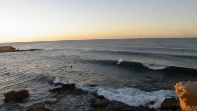 Surf report FR, L'Arquet (13) du 2010-09-25 07:30:00