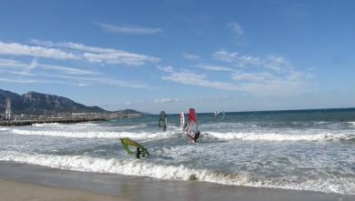 Surf report FR, Le Prado (13) du 2010-09-26 10:15:00