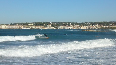 surf report FR, Portissol (83)