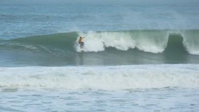 Surf report FR, Biarritz - Grande Plage (64) du 2010-10-02 10:20:00