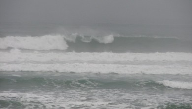 wave report FR, La Torche (29) du 2010-10-02 17:30:00