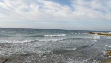 Surf report FR, Sausset-les-Pins - L'Hermitage (13) du 2010-10-03 10:00:00
