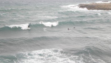 Surf report FR, L'Arquet (13) du 2010-10-04 14:30:00