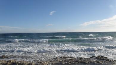 Surf report FR, Sausset-les-Pins - L'Hermitage (13) du 2010-10-04 17:40:00