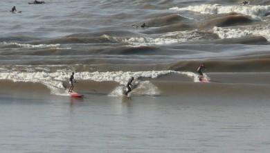 Surf report FR, Mascaret de Cadillac (33) du 2010-10-06 16:45:00